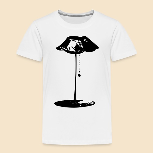 Lampe - Kinder Premium T-Shirt