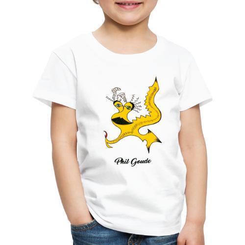 Phil Goude - T-shirt Premium Enfant