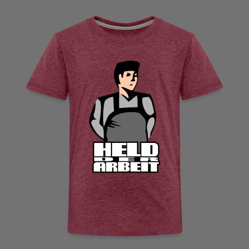 Hero of Labour (Workers Held) - Kids' Premium T-Shirt