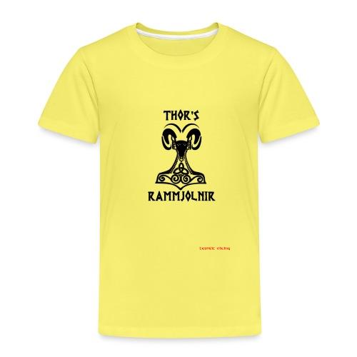THOR's-RAMMjolnir - T-shirt Premium Enfant