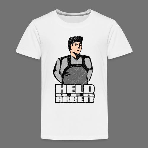 Hero of Labour - Workers Hero (oldstyle) - Kids' Premium T-Shirt