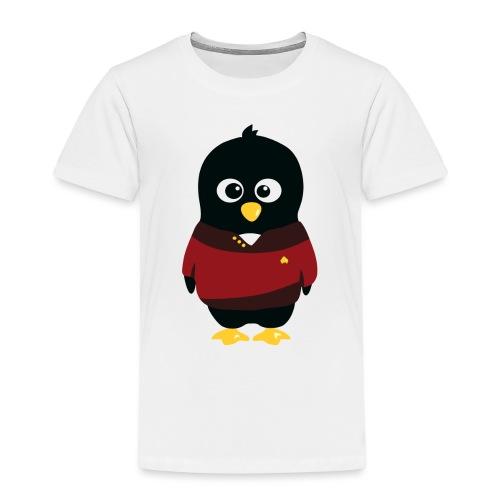 Pingouin Starship - T-shirt Premium Enfant