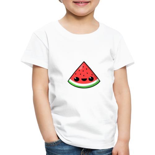 Watermelon happyness - T-shirt Premium Enfant