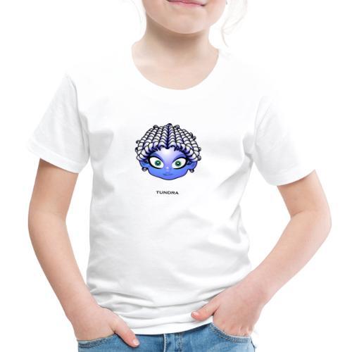 BLUE GODDESS - Maglietta Premium per bambini