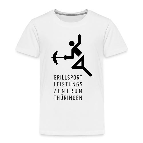 Grillsport Leistungszentrum - Kinder Premium T-Shirt