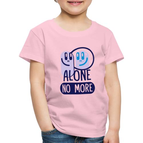 alone no more 3c ai - Kids' Premium T-Shirt