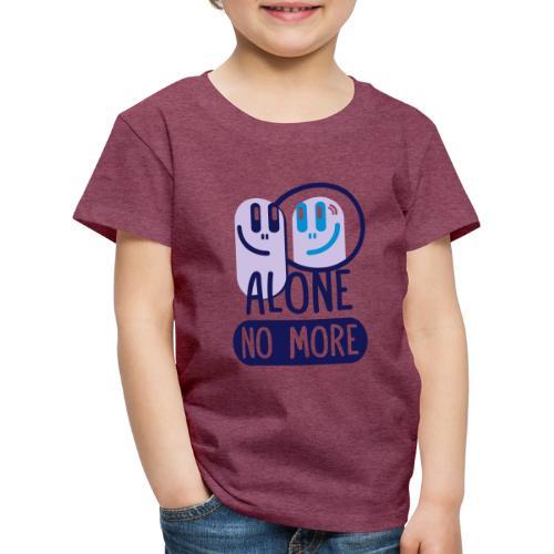 alone no more 3c ai - Kids' Premium T-Shirt