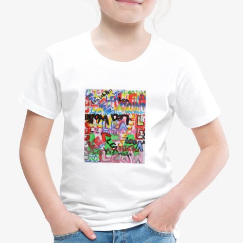 Lea Wallin - Premium-T-shirt barn