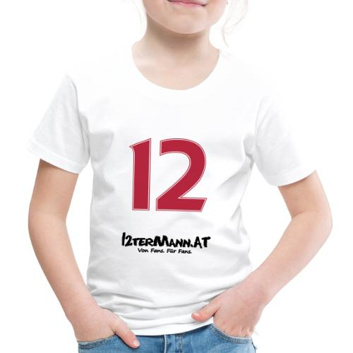 12termann mitfans - Kinder Premium T-Shirt