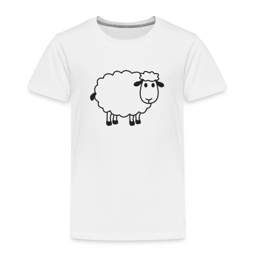 Schaap - Kinderen Premium T-shirt