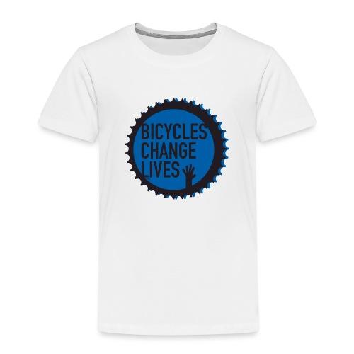 BCL Blue Cog - Kids' Premium T-Shirt