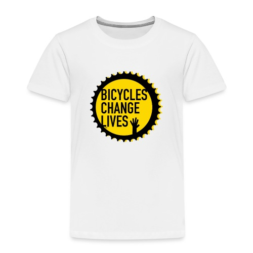 BCL Yellow Cog - Kids' Premium T-Shirt