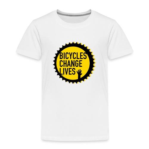 BCL Yellow Cog - Kids' Premium T-Shirt