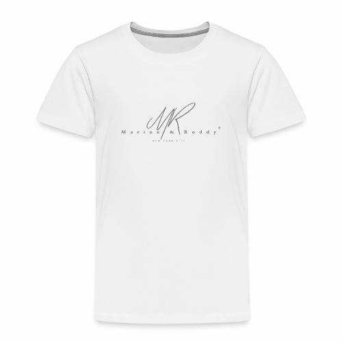 marion roddynyc grey - T-shirt Premium Enfant