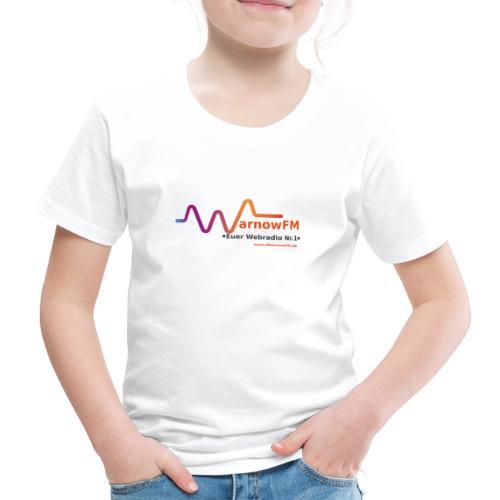 Sound Wave - Kinder Premium T-Shirt