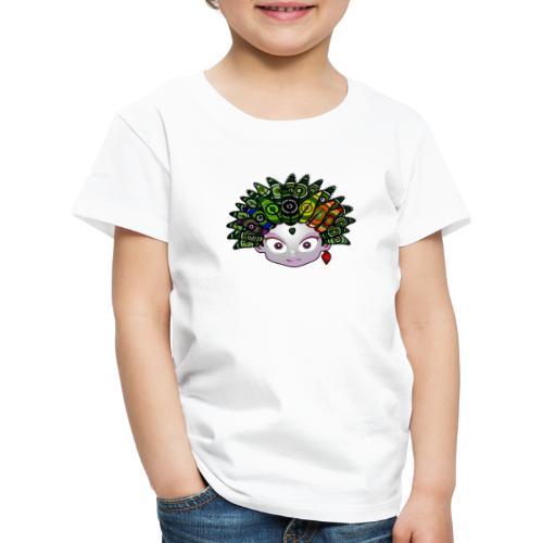 BIG ALOE - Maglietta Premium per bambini