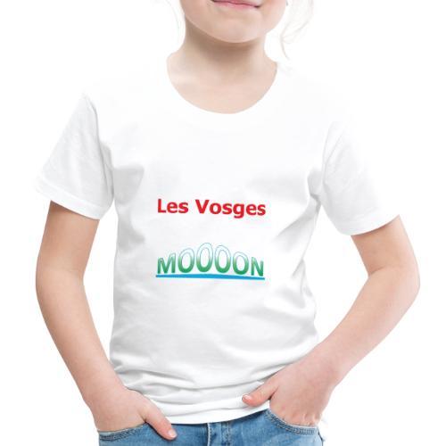 Les Vosges Moooon - T-shirt Premium Enfant