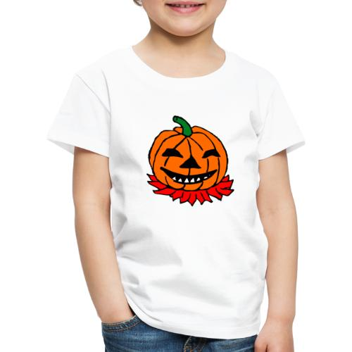 Halloween pumpkin - Kids' Premium T-Shirt