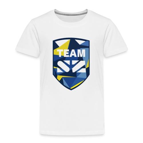 Team SZ - Premium-T-shirt barn