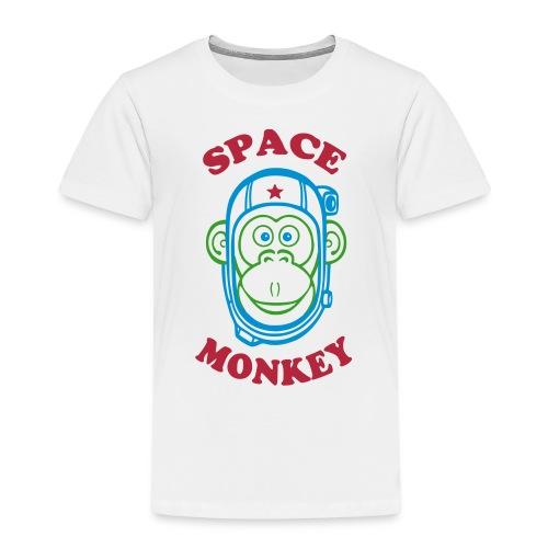 Space Monkey - T-shirt Premium Enfant