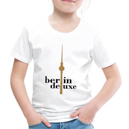 Berlin Deluxe Tower - Kinder Premium T-Shirt