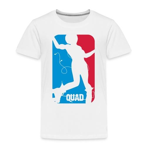 Tshirt Roller Quad (roller disco) - T-shirt Premium Enfant