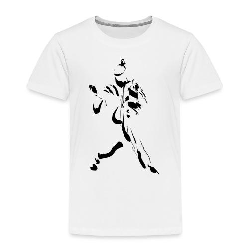kung-fu ink - Kids' Premium T-Shirt