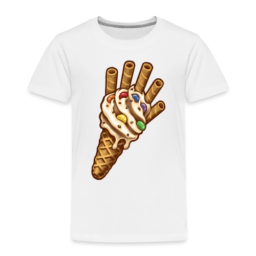 Infinity Ice Cream - Kids' Premium T-Shirt