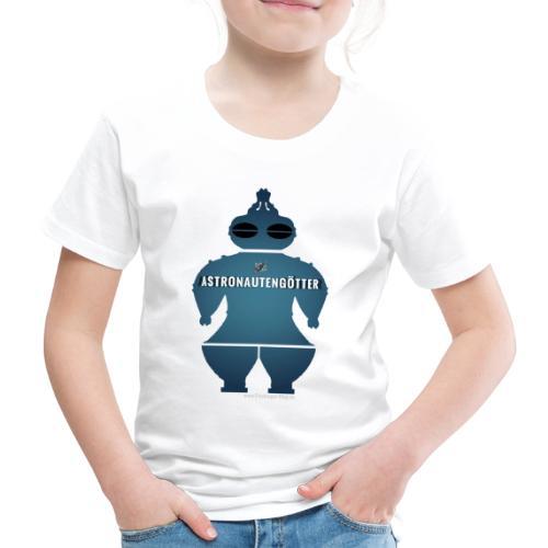 Dogu - Astronautengötter! (Variante 1) - Kinder Premium T-Shirt