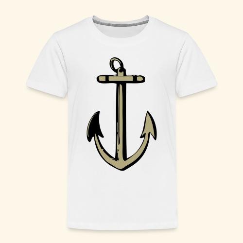 Ancla-anchor - Camiseta premium niño