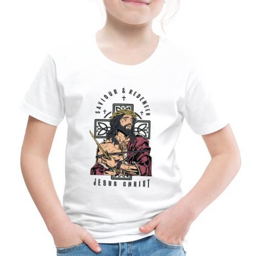 Jesus Christ - Kids' Premium T-Shirt