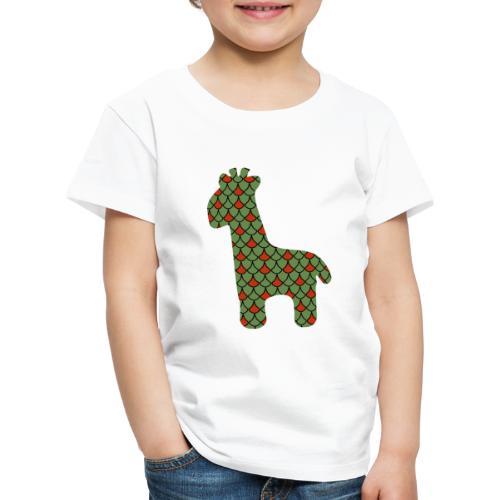 Giraffe - Kinderen Premium T-shirt