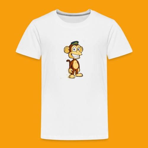 apepilot logo - Premium T-skjorte for barn