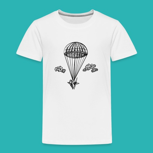 Veleggiare_o_precipitare-png - Maglietta Premium per bambini