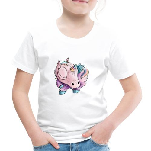 Baby Unicorn - Camiseta premium niño