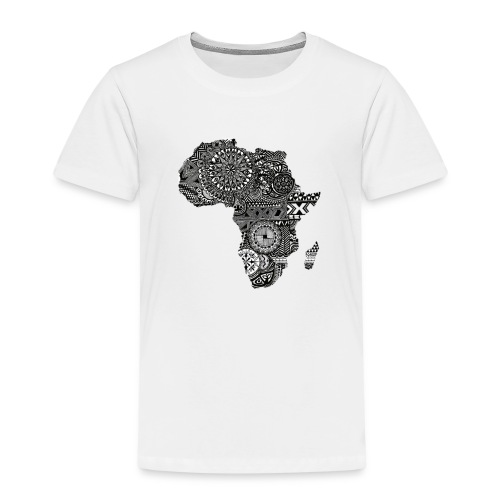 frica png - Kids' Premium T-Shirt