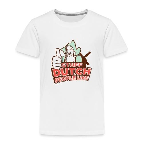 Logo large transp3 png - Kids' Premium T-Shirt