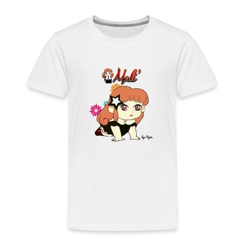 MALI'-BAMBOLINA PORTAFORTUNA - Maglietta Premium per bambini