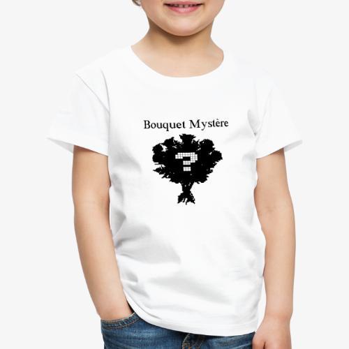 bouquet mystère - T-shirt Premium Enfant