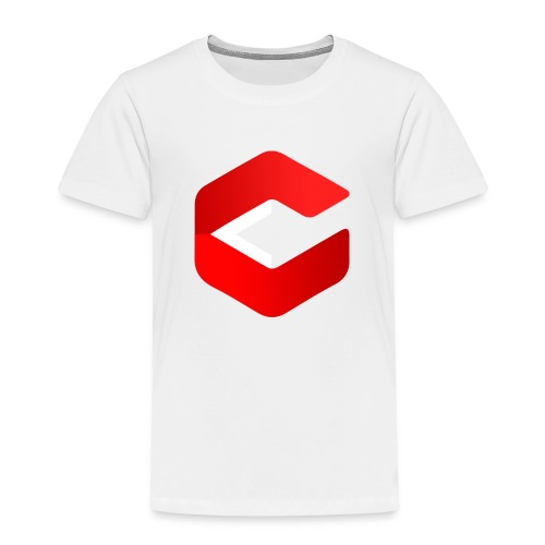 CaptCapl0ck Logo Only - Kinder Premium T-Shirt