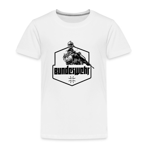 Bundeswehr - Kinder Premium T-Shirt
