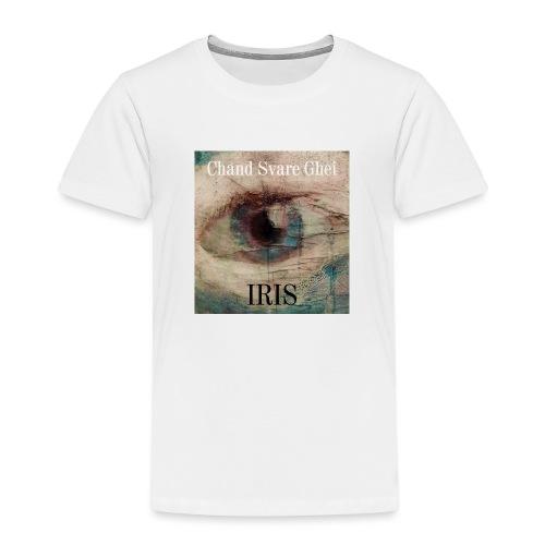 Iris - Premium T-skjorte for barn