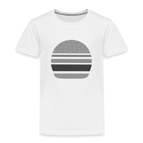 Logo_panhamburger_gris - T-shirt Premium Enfant
