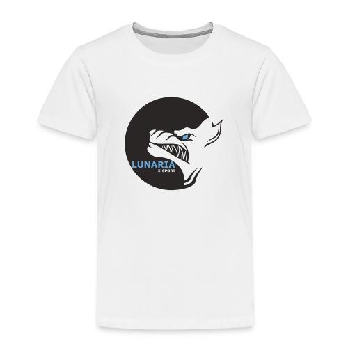 Lunaria_Logo tete pleine - T-shirt Premium Enfant