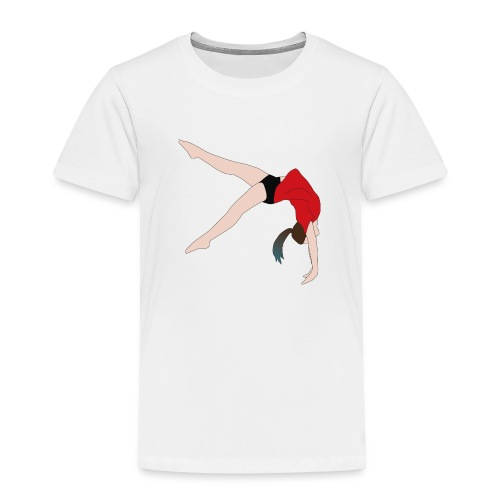 gym - Kinder Premium T-Shirt