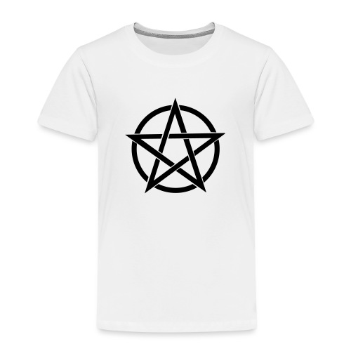 Pentagramme Wicca - T-shirt Premium Enfant