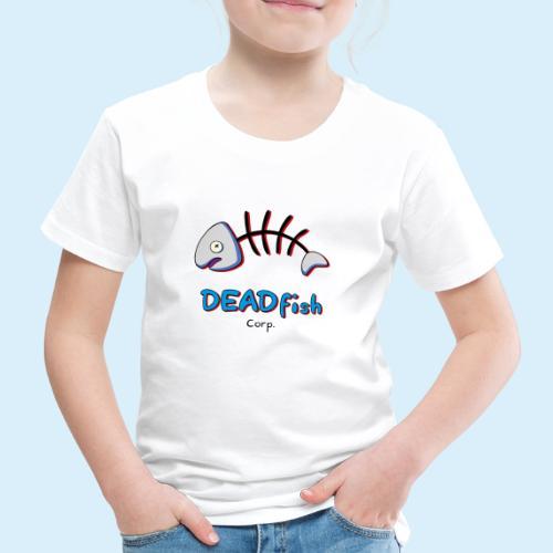 Deadfish - LogoFisch - Kinder Premium T-Shirt