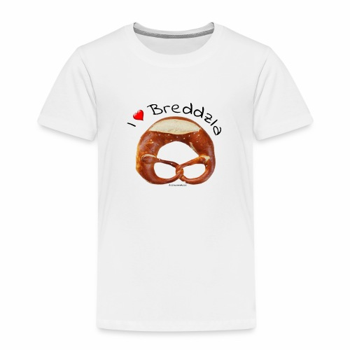 Die Liebe zur schwäbischen Brezel ist Kulturgut - Kinder Premium T-Shirt