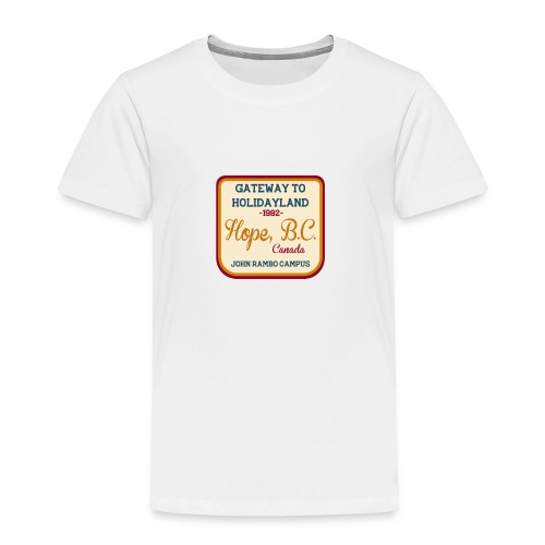 Rambo Hope Holidayland - Koszulka dziecięca Premium