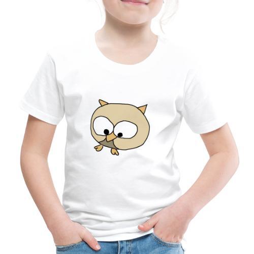 Uggla - Premium-T-shirt barn